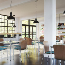 Office and Home Solutions - Profim Com Dining Area Contract Furniture