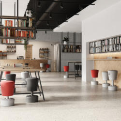Office and Home Solutions - Profim Mickey Restaurant, Hotel or Office Cafeteria Furniture