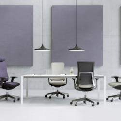 Office and Home Solutions - Profim Violle Conference Office Furniture